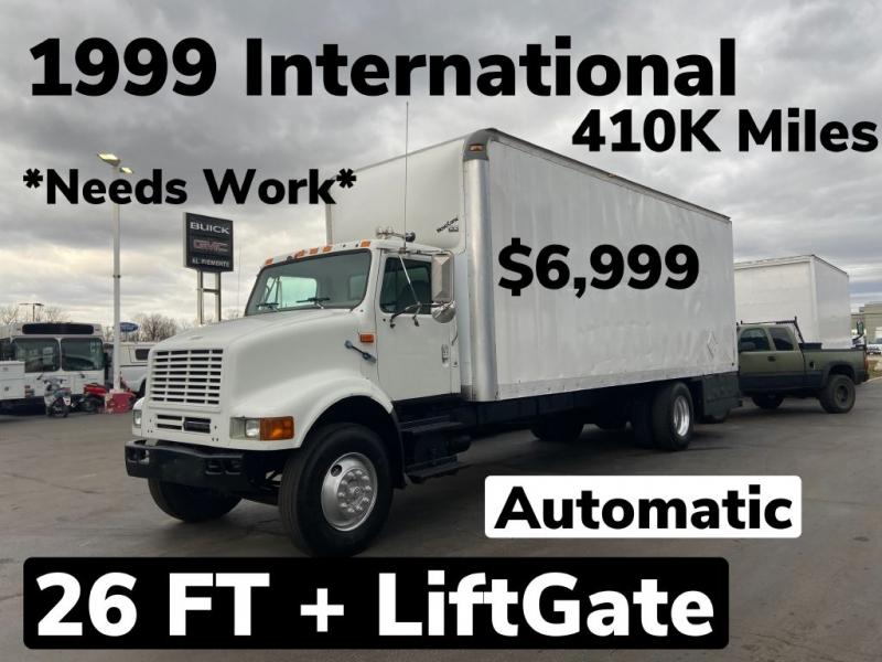INTERNATIONAL 8000 SERIES 810 1999 price $5,500