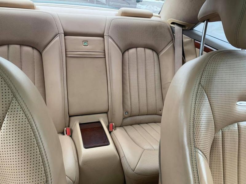 MERCEDES-BENZ CL 2005 price $13,999