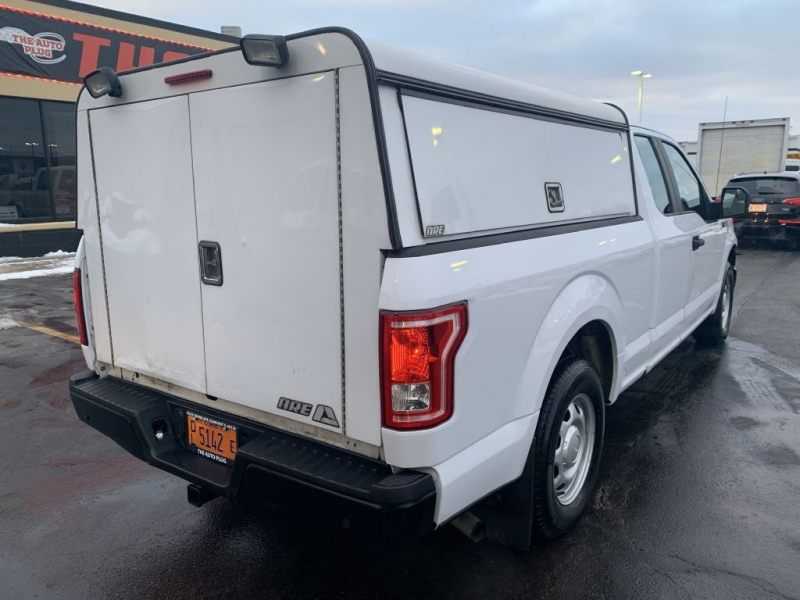 FORD F150 2017 price $18,995