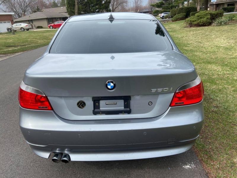 BMW 550 2006 price $4,995