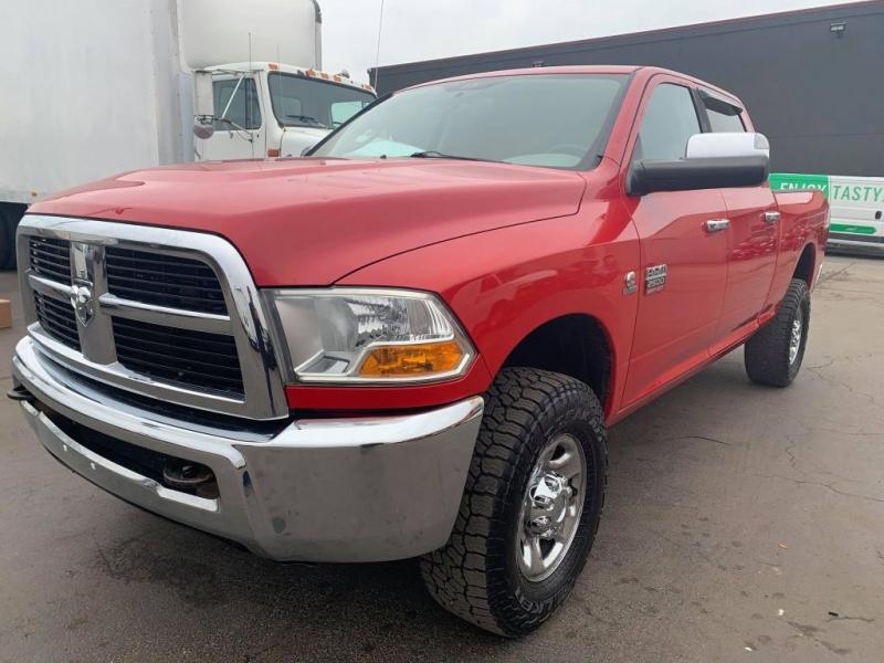 DODGE RAM 2500 2010 price $21,995