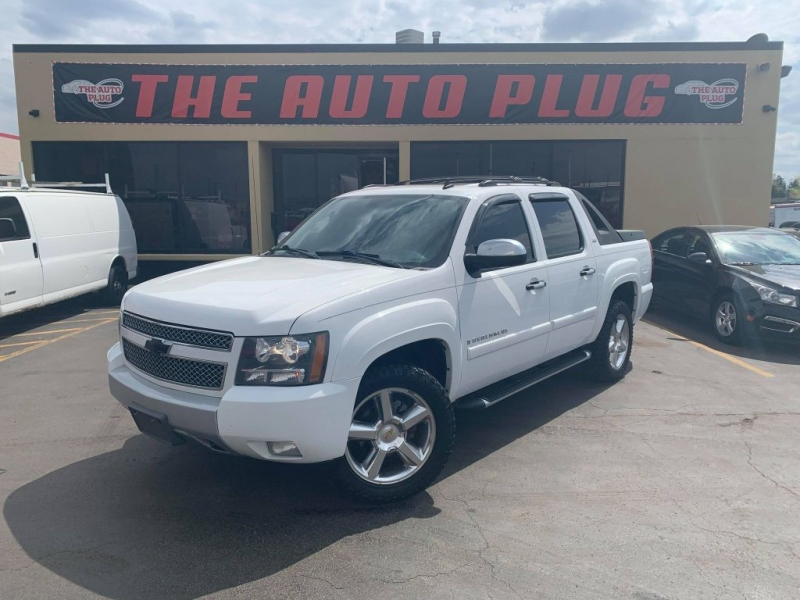 CHEVROLET AVALANCHE 2008 price $10,995
