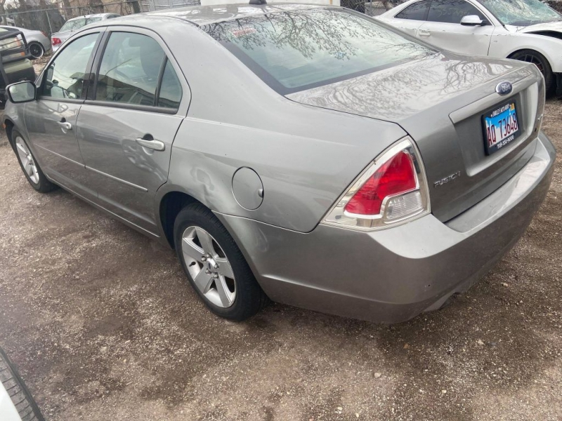 FORD FUSION 2009 price $1,500