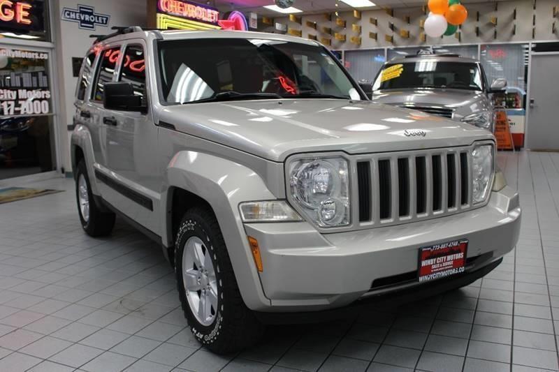 Jeep Liberty 2009 price $8,850
