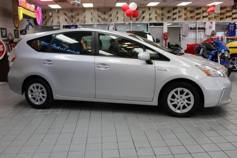 Toyota Prius v 2014 price $11,850