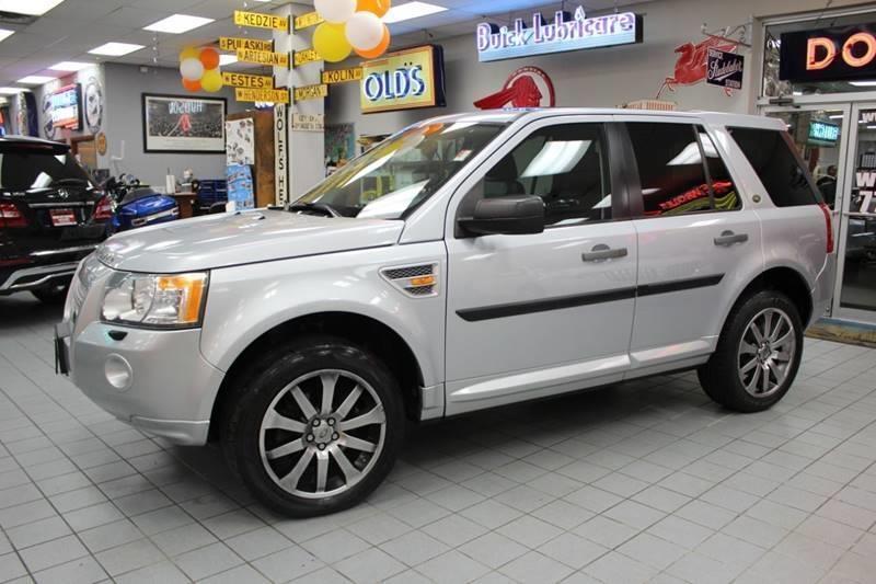 Land Rover LR2 2008 price $7,850