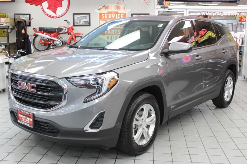 GMC Terrain 2019 price $23,988