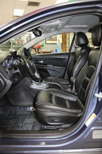 Chevrolet Cruze 2014 price $12,988
