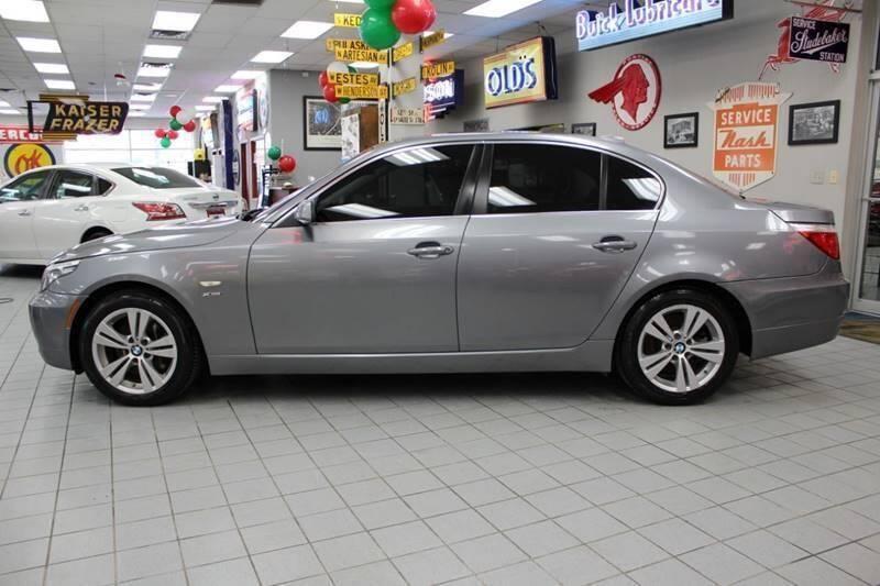 BMW 5 Series 2009 price $10,950