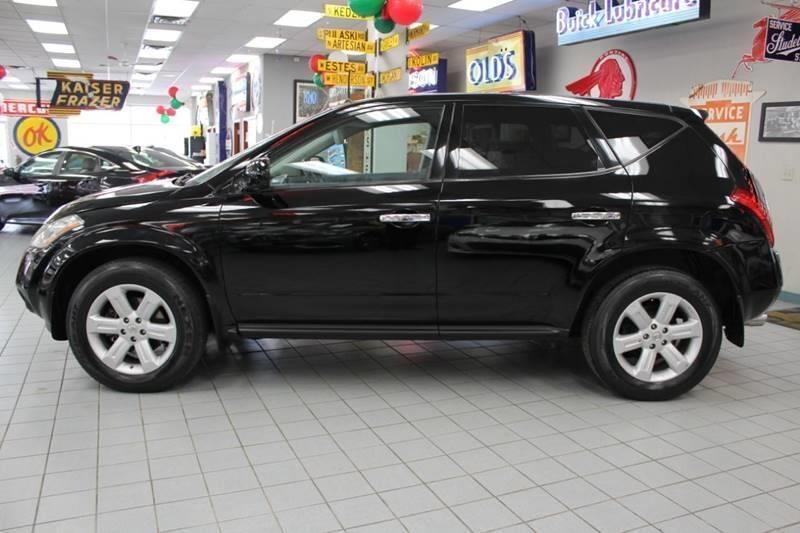 Nissan Murano 2007 price $8,850