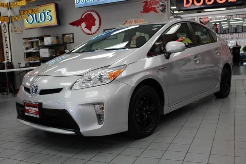 Toyota Prius 2012 price $8,950