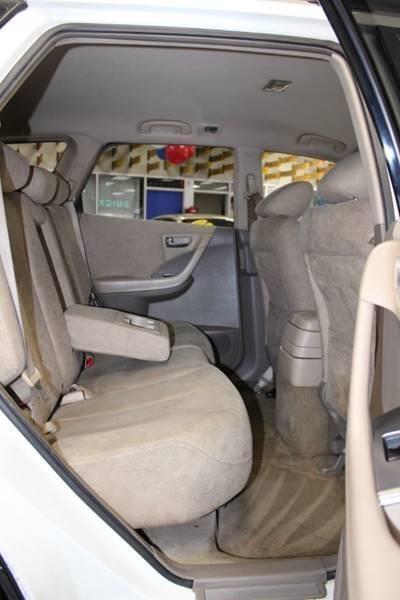 Nissan Murano 2007 price $7,850