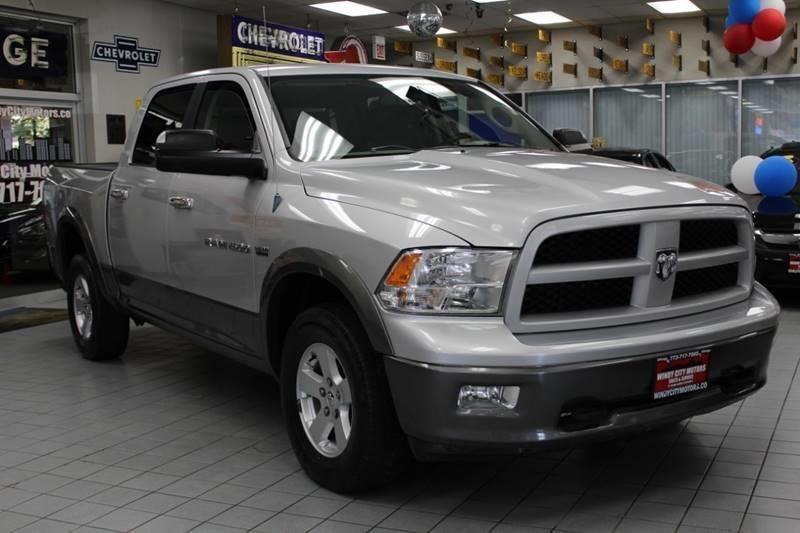 RAM Ram Pickup 1500 2011 price $18,850