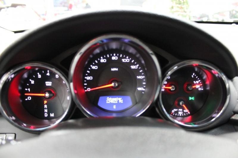 Cadillac CTS 2009 price $9,850