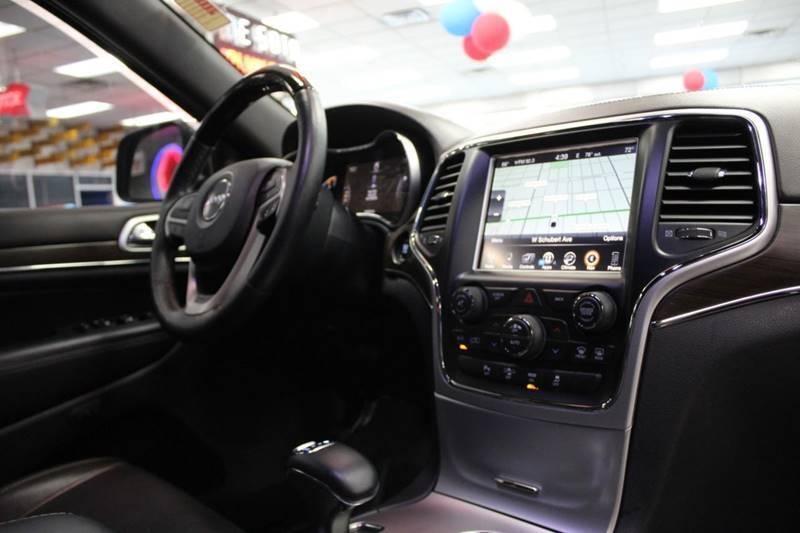 Jeep Grand Cherokee 2014 price $21,950