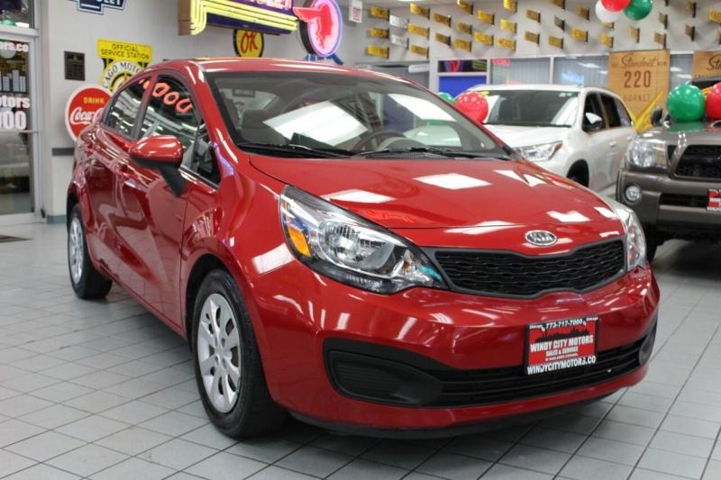 Kia Rio 2013 price $9,950