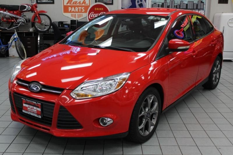 Ford Focus 2013 price $8,850