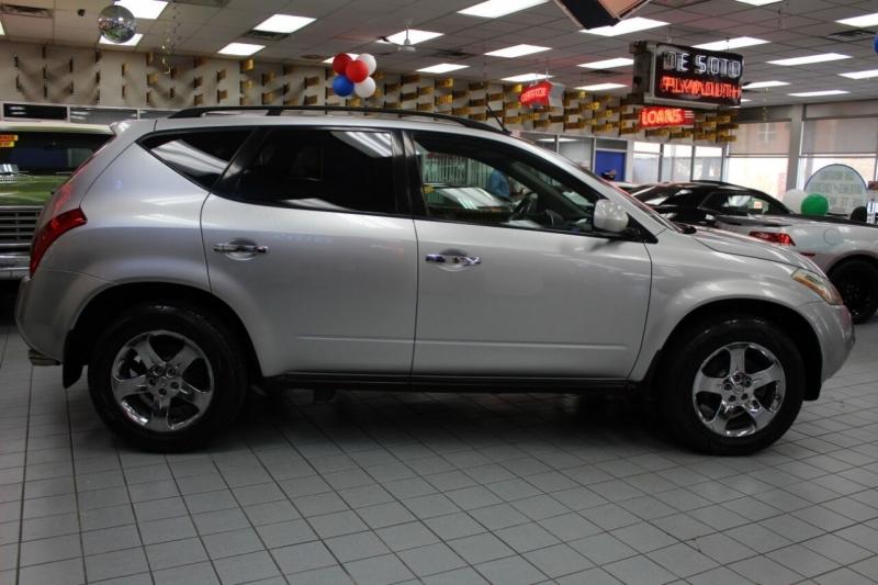 Nissan Murano 2004 price $9,950