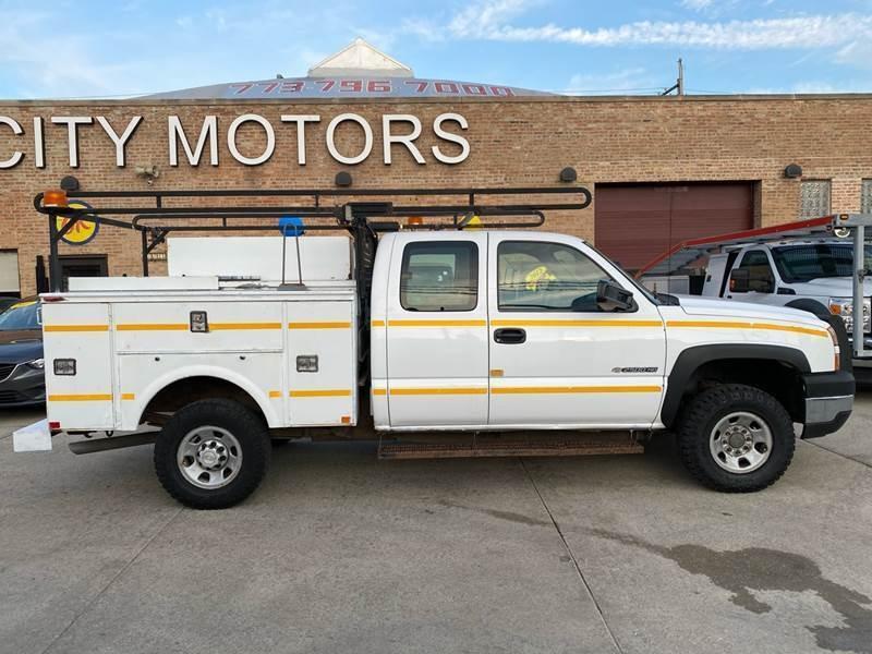 Chevrolet Silverado 2500HD Classic 2007 price $10,850