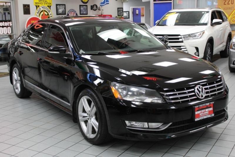Volkswagen Passat 2013 price $10,995