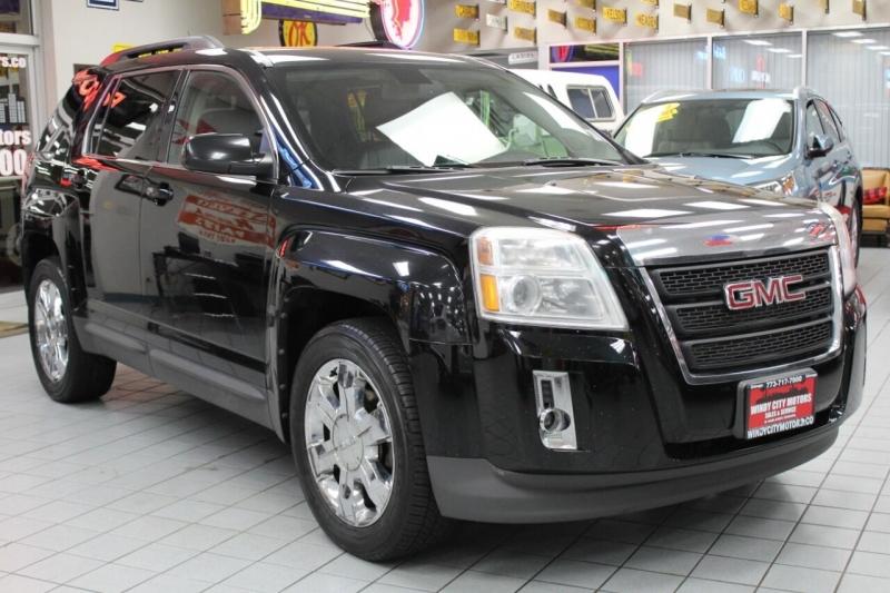 GMC Terrain 2010 price $11,850