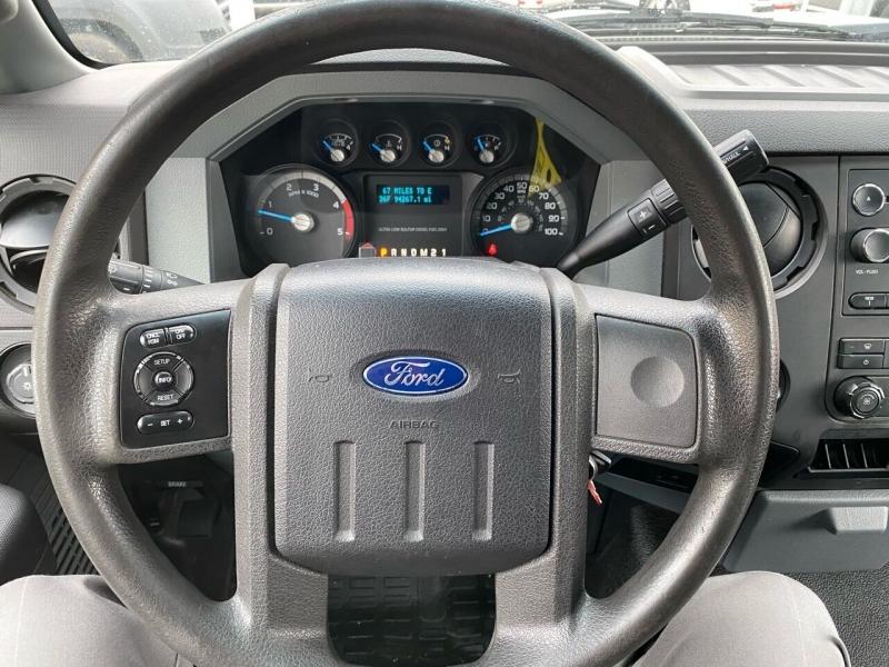 Ford F-550 Super Duty 2011 price $20,950