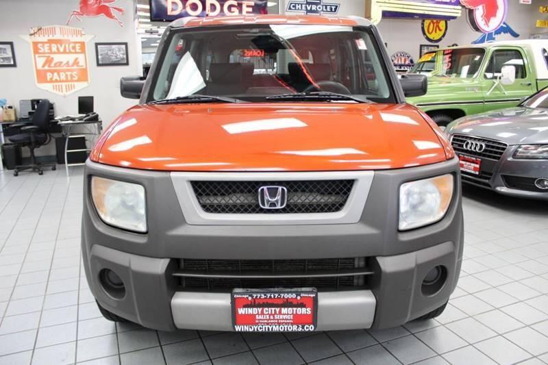 Honda Element 2003 price $6,850