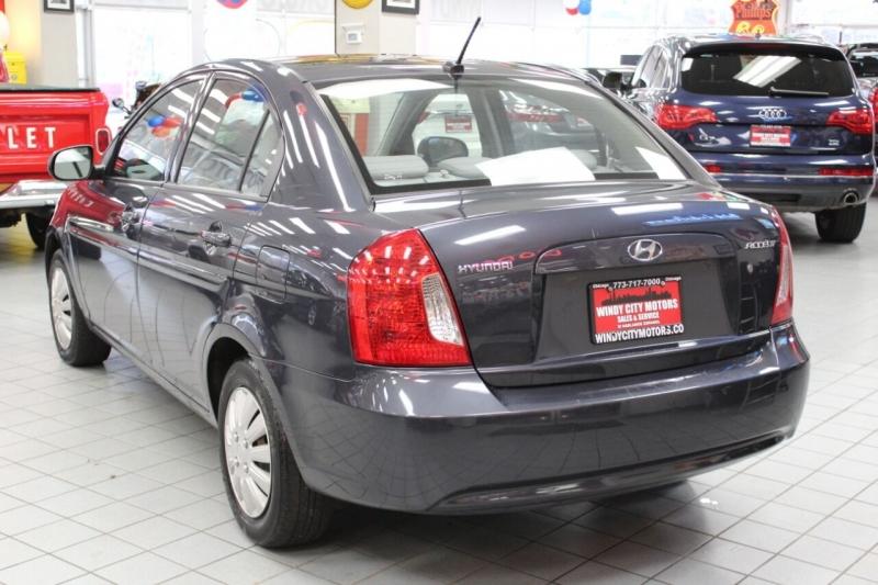 Hyundai Accent 2011 price $6,850