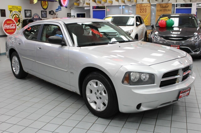 Dodge Charger 2006 price