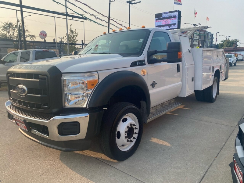 Ford F-550 Super Duty 2012 price $18,950
