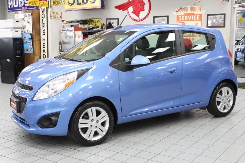 Chevrolet Spark 2015 price $10,995