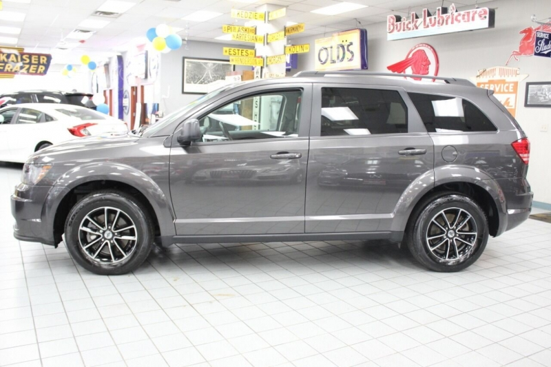 Dodge Journey 2018 price $16,850