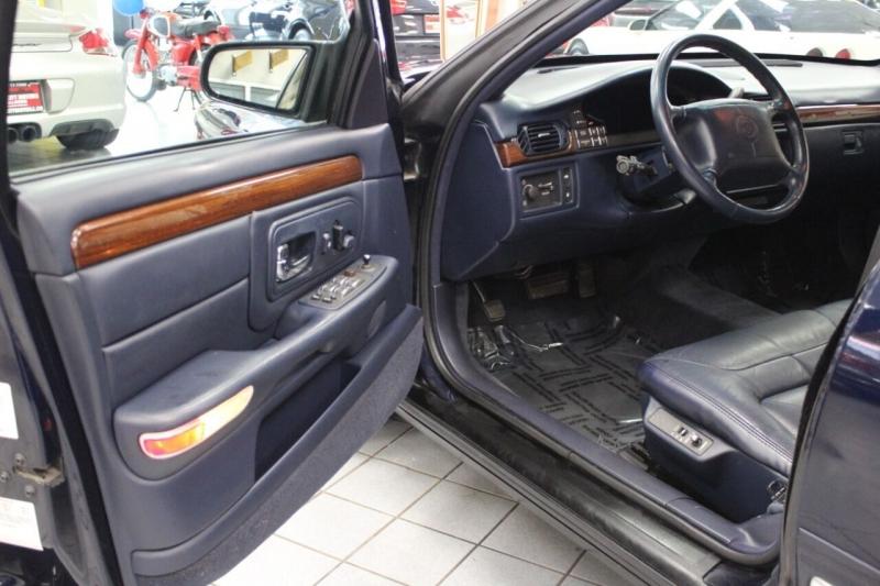 Cadillac DeVille 1999 price $6,850