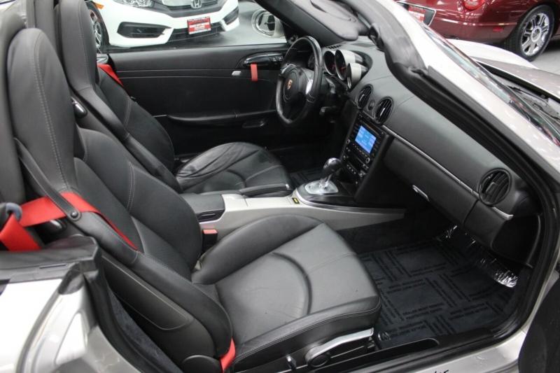 Porsche Boxster 2011 price $49,850