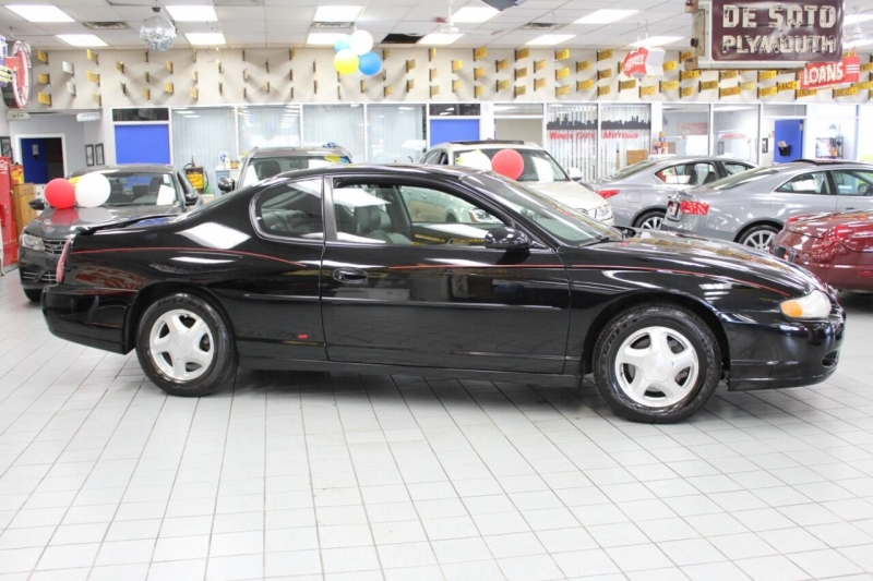 Chevrolet Monte Carlo 2002 price $7,850