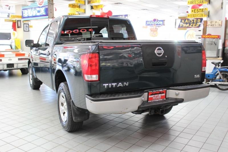Nissan Titan 2004 price $7,850
