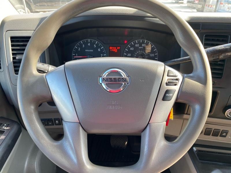 Nissan NV Cargo 2016 price $20,850