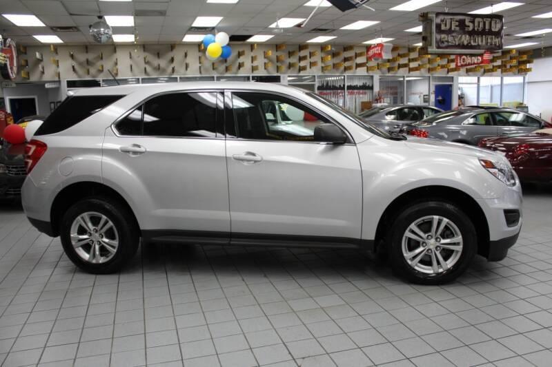 Chevrolet Equinox 2016 price $12,950