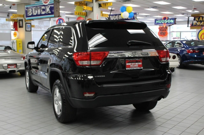 Jeep Grand Cherokee 2012 price $12,850
