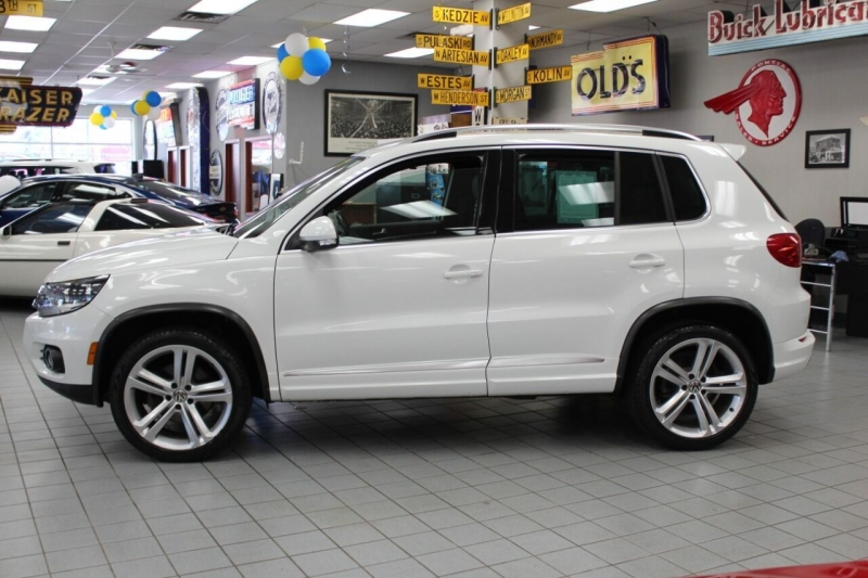 Volkswagen Tiguan 2016 price $19,950
