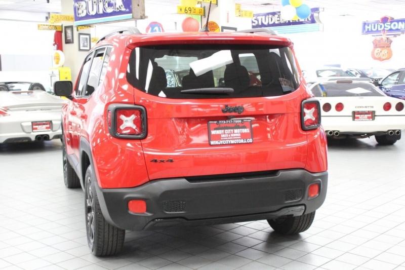 Jeep Renegade 2017 price $17,995