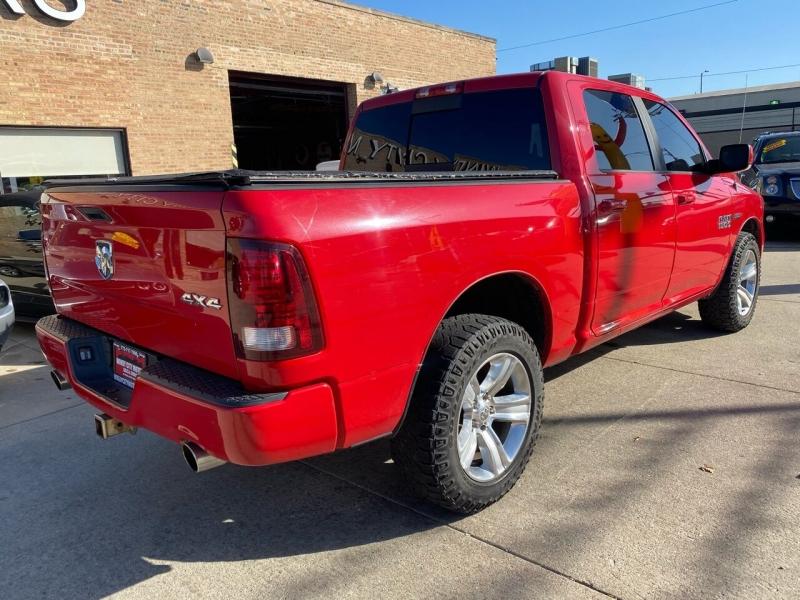 RAM Ram Pickup 1500 2013 price $24,850