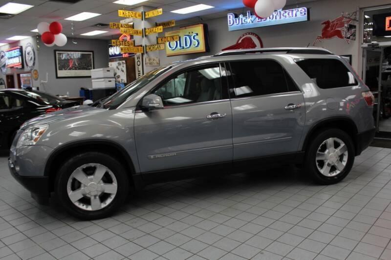 GMC Acadia 2008 price $8,950