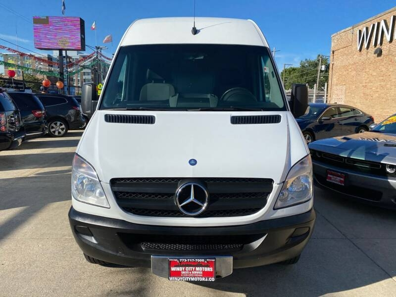 Mercedes-Benz Sprinter Cargo 2012 price $20,995