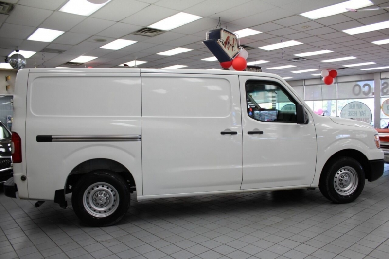 Nissan NV Cargo 2016 price $16,850
