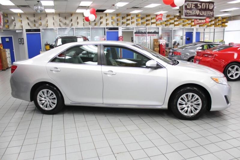 Toyota Camry 2012 price $9,950