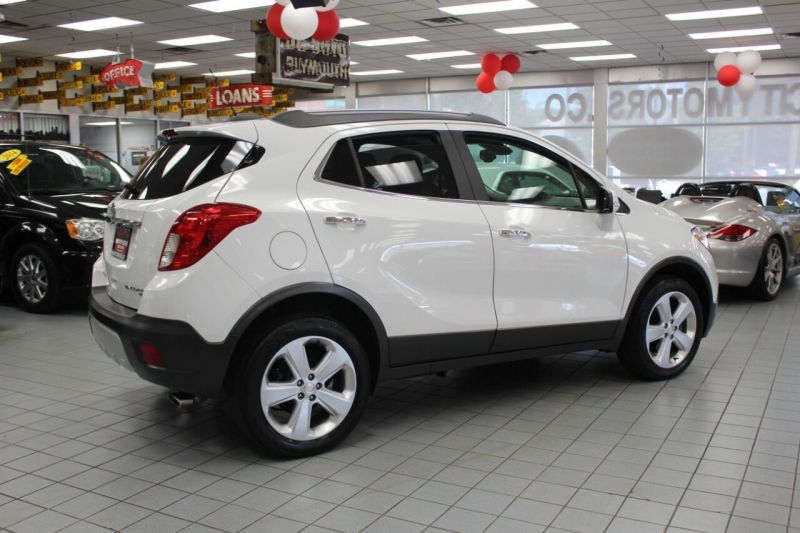 Buick Encore 2016 price $18,995
