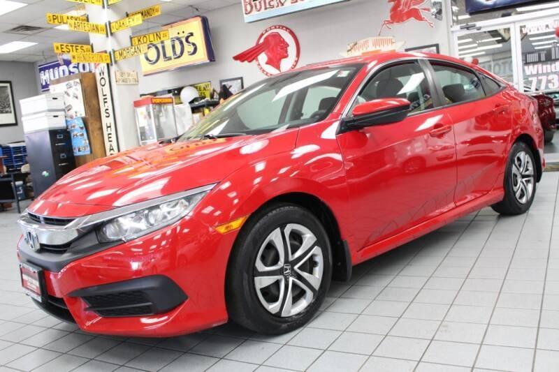 Honda Civic 2016 price $16,850