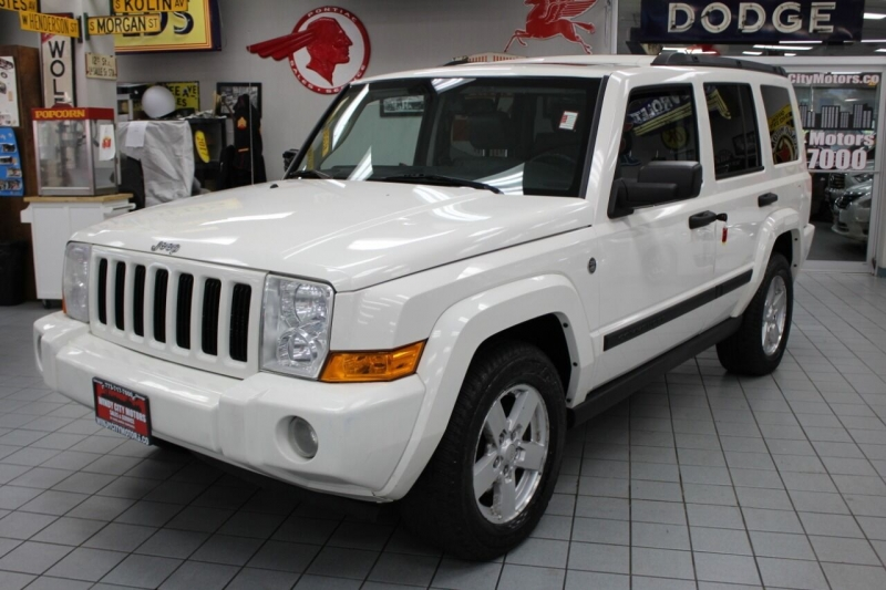 Jeep Commander 2006 price $9,950