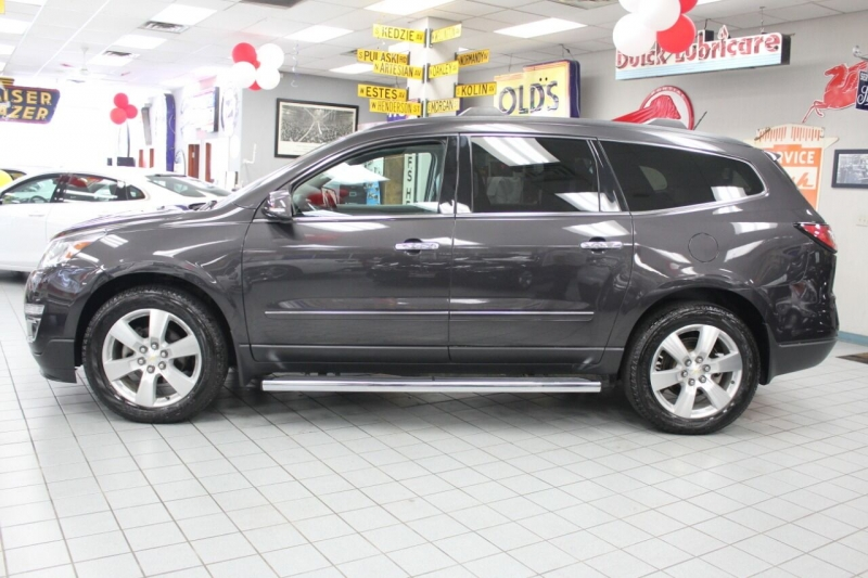 Chevrolet Traverse 2015 price $25,950